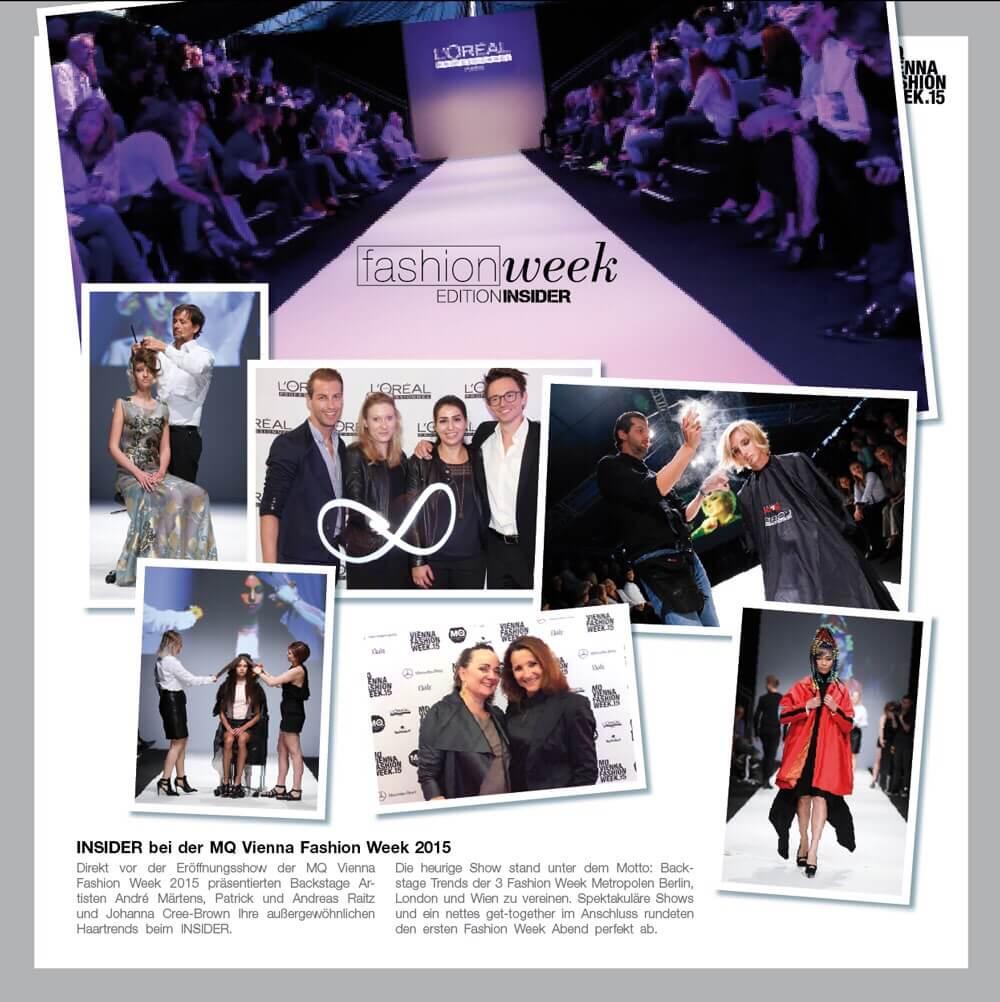Fashion Week Insider